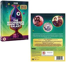 HITCHHIKER'S GUIDE TO THE GALAXY 1981 - 2018 RESTORED SPECIAL Ed. R2 DVD not US
