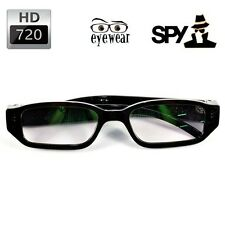 HD 720P Spy Camera Glasses Hidden Eyewear DVR Video Recorder Cam Camcorder HOT
