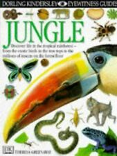 Very Good, EYEWITNESS GUIDE:54 JUNGLE 1st Edition - Cased (Eyewitness Guides), G