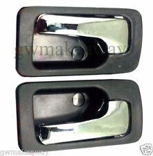 Honda Accord PAIR REAR LH & RH Inner Interior Inside Door Handle 72625-SM4-003ZE