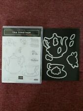 Stampin' Up - Tea Together Stamp Set & Tea Time Dies