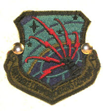 Usaf Air Force Communications Command Insignia Badge Subdued Patch