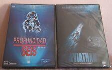 Pack 2 Dvd;Profundidad seis+Leviathan