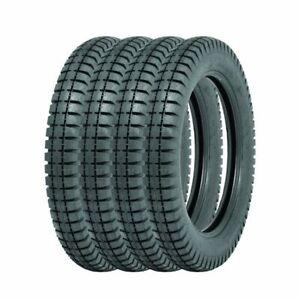 Austin 10 400/450x18 Longstone Tyre set of four (4)