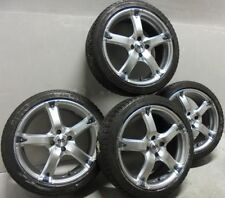 Mini Car Wheels with Tyres One Piece Rim 4 Number of Studs