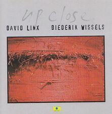 DAVID LINX  DIEDERIK WISSELS   CD  UP CLOSE  LABEL BLEU