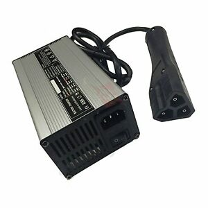 48V EzGo RXV Golf Cart Battery Charger Ez Go 48 Volt Ez-Go RXV style Plug 617615