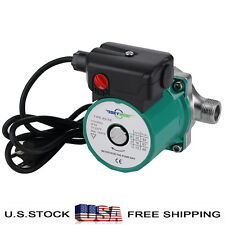 110V Hot Water Circulation Pump 93W Solar Circulator Pump,Stainless Steel