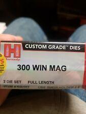 hornady lock n load ap reloading equipment reloading dies for 300 win mag