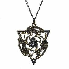 Mythic Celts Dance of Rhiannon Pendant Necklace for Boundless Energy MY7