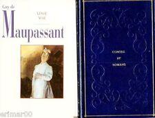 Une Vie // Guy De MAUPASSANT // Romantique // Collection Contes et Romans