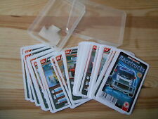 SPIEL Sammel Quartett - Racetrucks / Top Ass (32 Cards + 1Deck-K) ASS