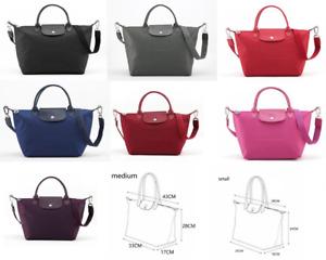 Longchamp Le Pliage NEO Nylon Medium 1515 Small 1512 Handbag Shoulder Bag Tote