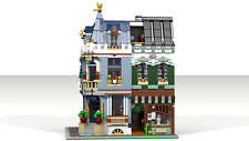 Lego bookstore moc pdf instructions (modular)