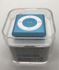Apple iPod shuffle 4. Generation Hell-Blau Light-Blue (2GB) NEU NEW