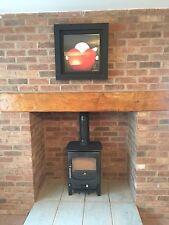 Hetas Installer, Saltfire Stove ST-X5 DEFRA Approved Multi Fuel Wood Burner