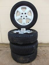 2011 RENAULT TRAFIC SET OF 4 ALLOY WHEELS & TYRES 205/65R16C