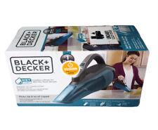 Black and Decker HLWVA325J21 2.5Ah Lithium-Ion Wet/Dry Hand Vacuum - Aqua