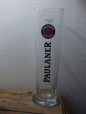 verre biere PAULANER 0.5 l ( 6 disponibles )
