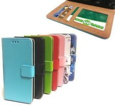 Wallet Flip Cover Case for Samsung Galaxy S4 / S3 / S2