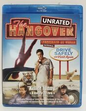 The Hangover Unrated: Blu-ray 2 disc - Canadian - NO SCRATCHES - with warranty