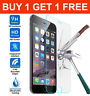 100%GENUINE TEMPERED GLASS FILM SCREEN PROTECTOR FOR APPLE iPhone 6 PLUS