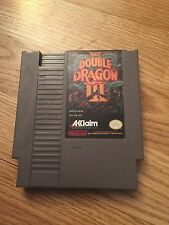 Double Dragon 3 Nes Nintendo Game BB1