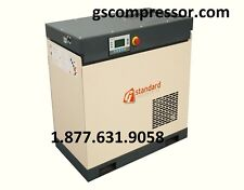 New listing New Gs 15Hp Rotary Screw Air Compressor Pump A Ir End 15 hp Industrial
