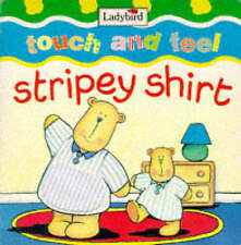 Stripey Shirt (Tactile Board Books)-ExLibrary