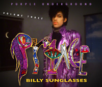 Prince - BILLY SUNGLASSES - 3CD Set GOLD - (<ô>) Records