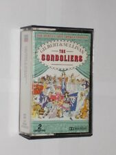 The Doyly Carte Opera Company Gilbert & Sullivan The Gondoliers 2 Cassettes 1986