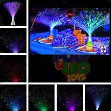 Fiber Optic Lamp Light Birthday Wedding Centerpiece Decoration Party Supplies