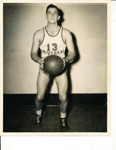 1946 St Louis Blues All Star Team Marvin Sturgeon Photo NBA12