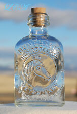 Little antique HUMPHREYS' VETERINARY HORSE MEDICINE bottle pic/ horse