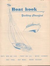 The Boat Hook October 1957 Chris-Craft Catalina 050217nonDBE