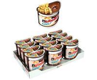 NUTELLA & GO Ferrero HAZELNUT SPREAD with breadsticks 12 packs FAST SHIP