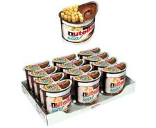 NUTELLA & GO Ferrero HAZELNUT SPREAD with breadsticks 12 packs FAST SHIP