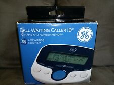 Ge Call Waiting Caller Id 70 Name And Number Memory 29096Ge1 New Open Box