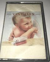 "VTG 80's Rock Cassette Tape -VAN HALEN ""1984"" Jump/Panama/Drop Dead Legs -GC-"