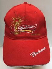 2010 FIFA World Cup South Africa Baseball Cap Hat Budweiser Beer Soccer Football