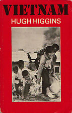VIETNAM by Hugh Higgins 1982 PB