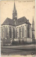51 - cpa - REIMS - Eglise Saint Thomas