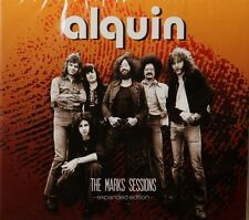 Alquin-Mark session 1972 11 unreleased tracks 6 live 2 cds Dutch prog