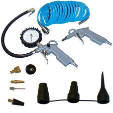 Güde Druckluft Kompressor Set 11tlg Reifenfüller Ausblaspistole Druckluftschlach