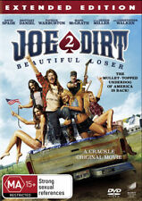 JOE DIRT 2 : The Extended Version (english cover) - DVD - Region 2 UK Compatible