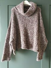 Free People BFF Cowl Neck Pullover XS #7