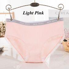 Sexy Women's Lace Panties Bikini Lingerie Cotton Soft Underwear Briefs Knickers-