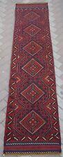 A858B, Vintage Afghan Tribal Rug Kilim Runner 2' x 8'5 Turkish Kilim Ethnic Rug