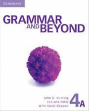GRAMMAR AND BEYOND LEVEL 4 A + WORKBOOK A AND WRITING SKILLS INTERACTIVE PACK -