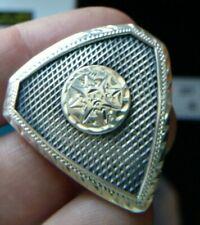 Bolo Holder ? #1942 Vintage Sterling Silver Scarf Holder